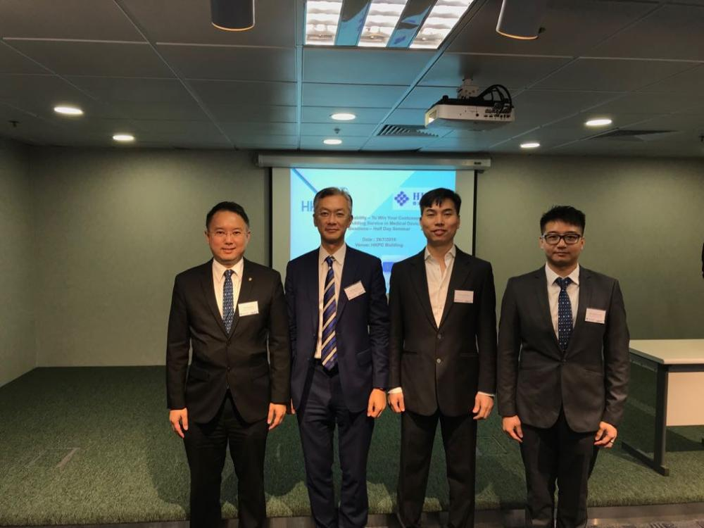 Access-2-Healthcare supports the Capability Development of the Hong Kong Electronics and Medical Device Industry